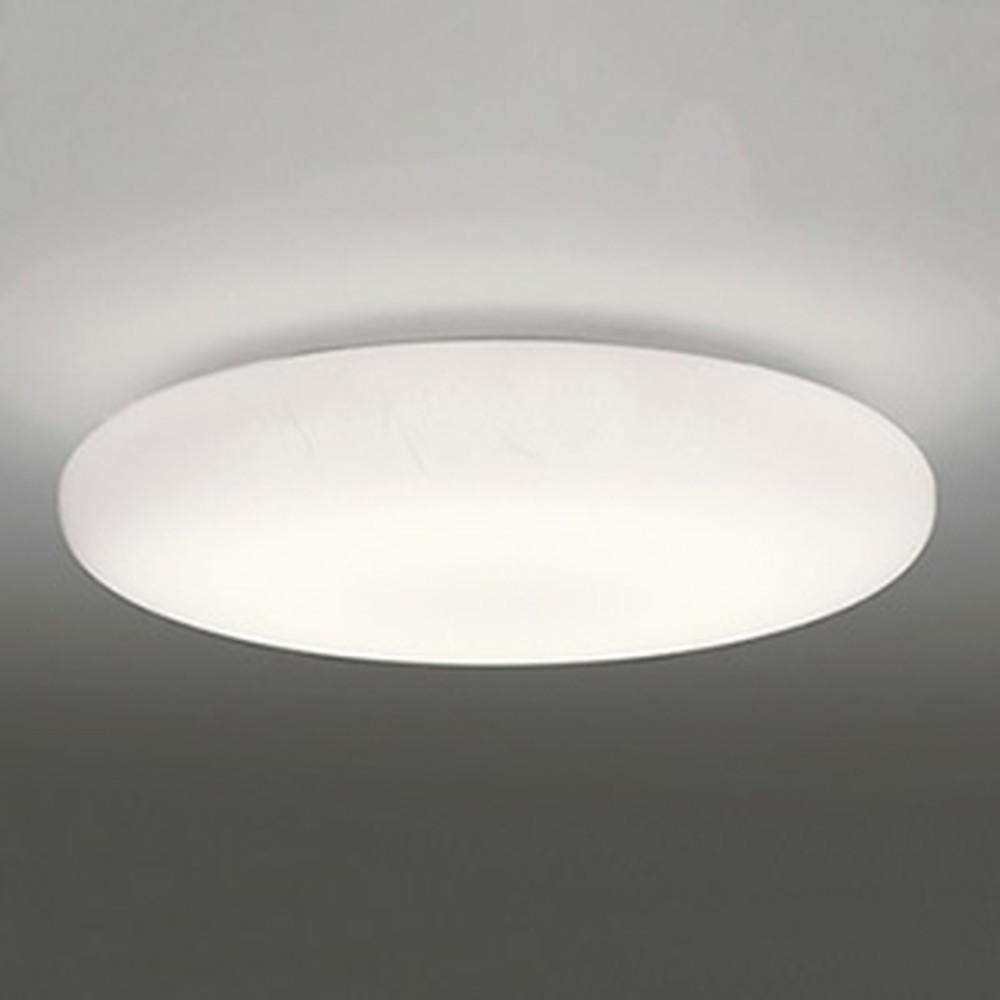 オーデリック LED和風シーリングライト ~10畳用 電球色~昼光色 調光・調色タイプ リモコン付 OL251321