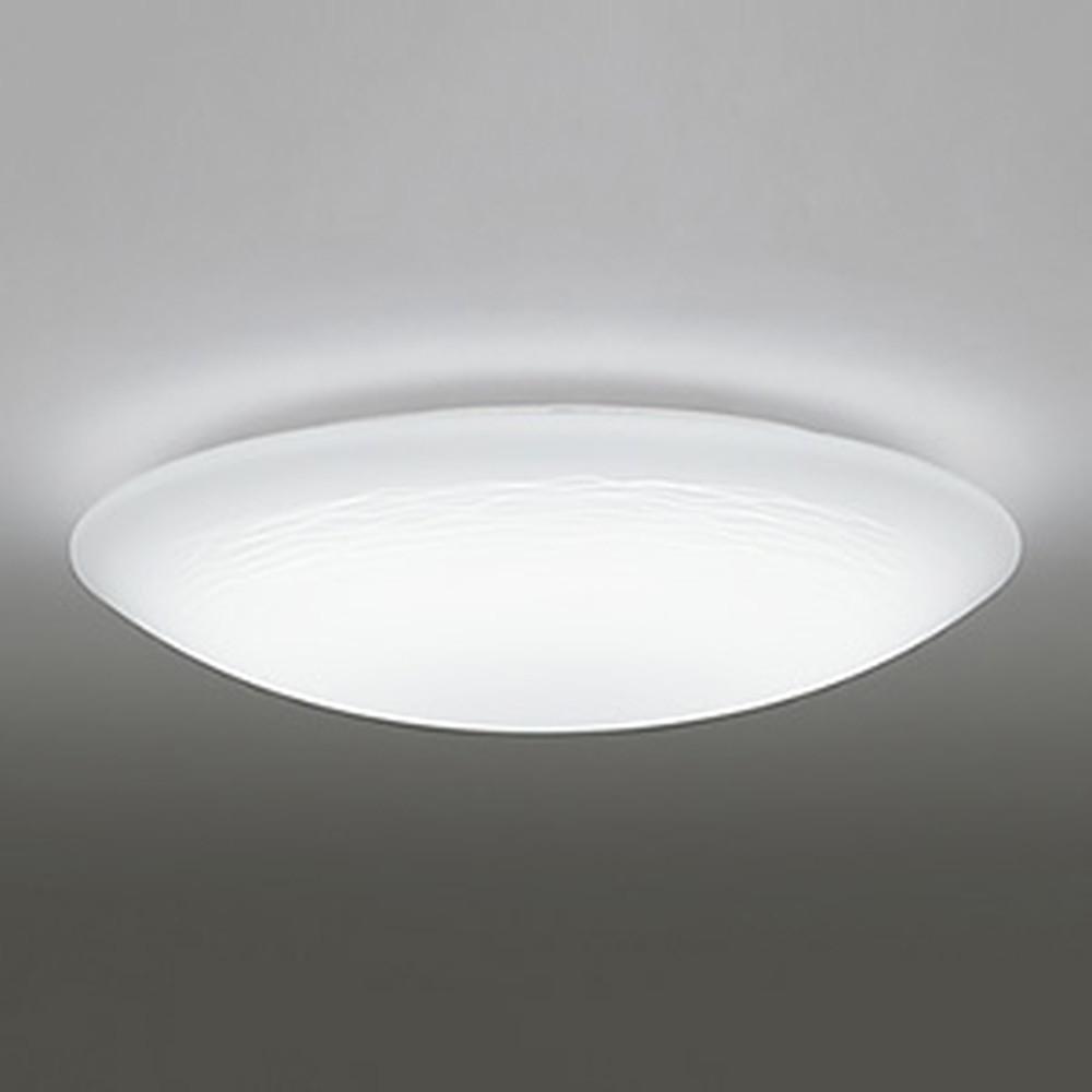 オーデリック LED和風シーリングライト ~8畳用 電球色~昼光色 調光・調色タイプ リモコン付 OL251494