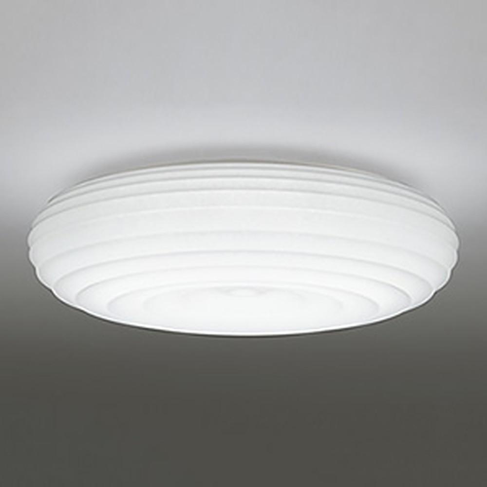 オーデリック LED和風シーリングライト ~8畳用 電球色~昼光色 調光・調色タイプ リモコン付 OL251492