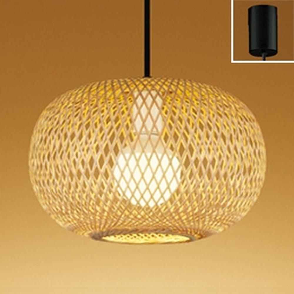 オーデリック LED和風ペンダントライト 白熱灯100W相当 電球色 OP035356LD