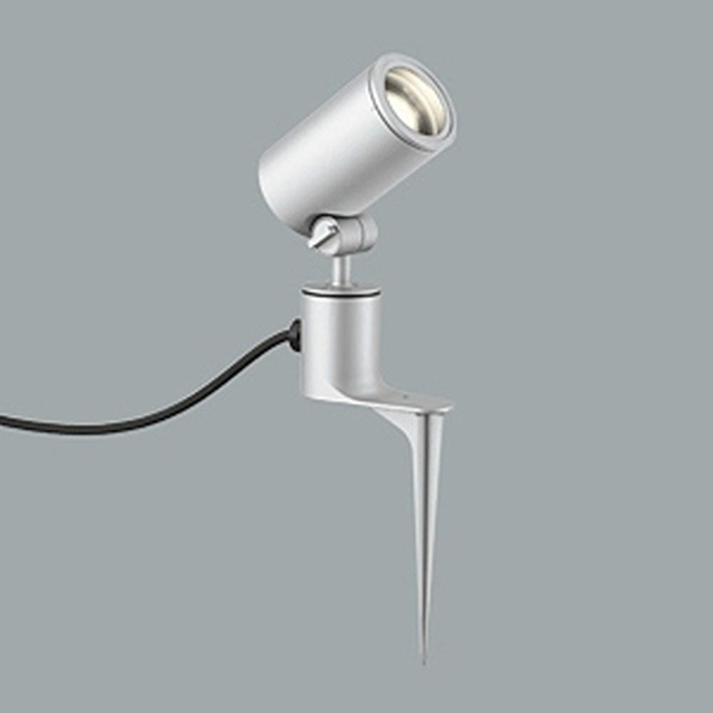 オーデリック LEDスポットライト 防雨型 JDR65W相当 E11口金 ランプ別売 マットシルバー OG254367