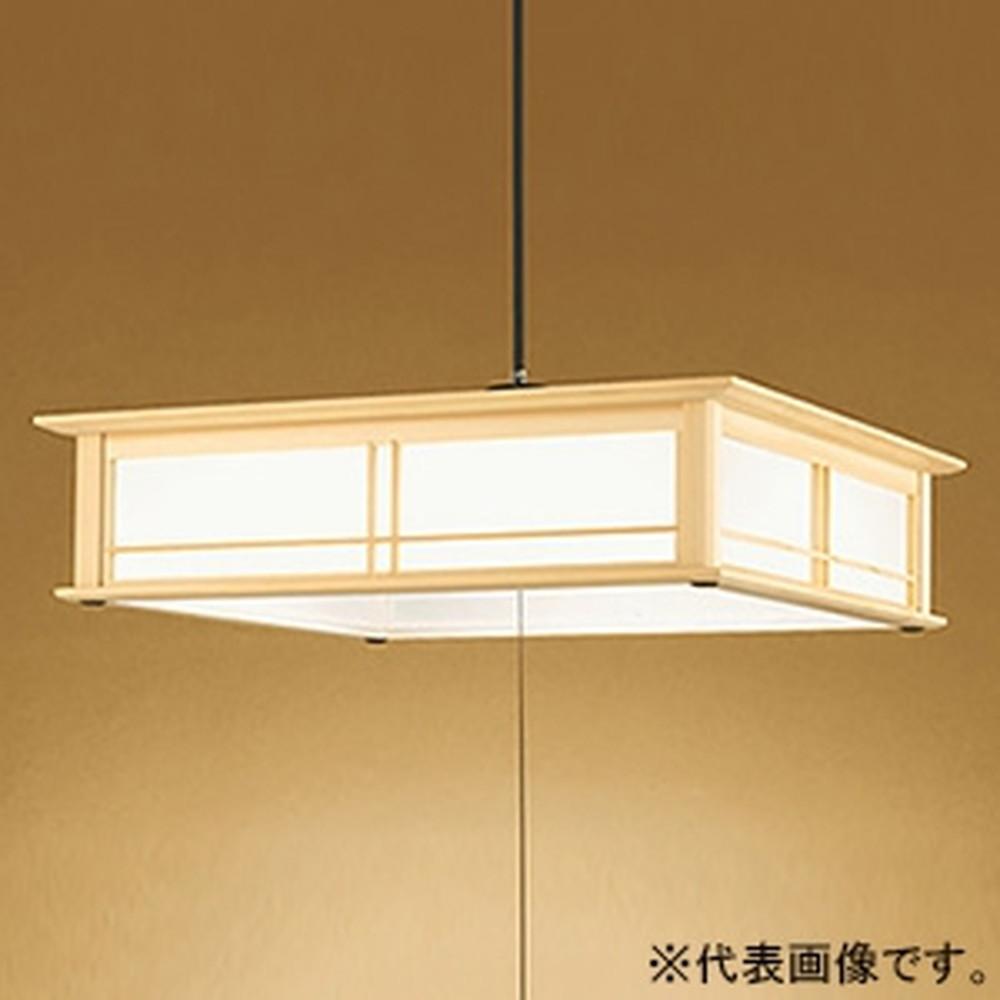 オーデリック LED和風ペンダントライト ~12畳用 昼白色 段調光タイプ OP252369N
