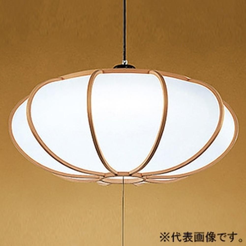 オーデリック LED和風ペンダントライト ~8畳用 昼白色 段調光タイプ OP252169P1
