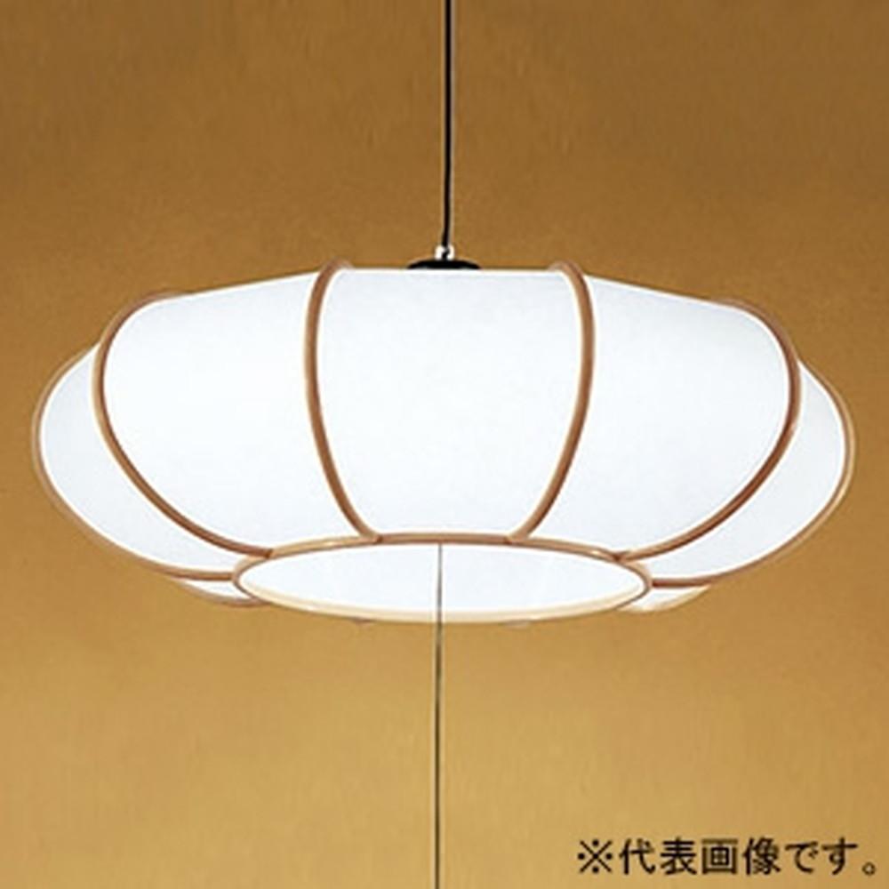 オーデリック LED和風ペンダントライト ~8畳用 電球色 段調光タイプ OP252176P1