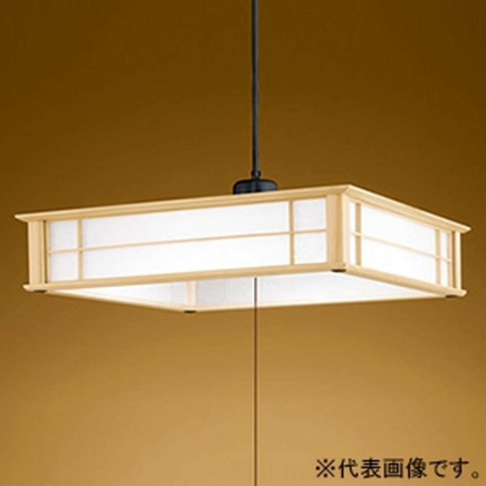 オーデリック LED和風ペンダントライト ~8畳用 電球色 段調光タイプ OP252182P1