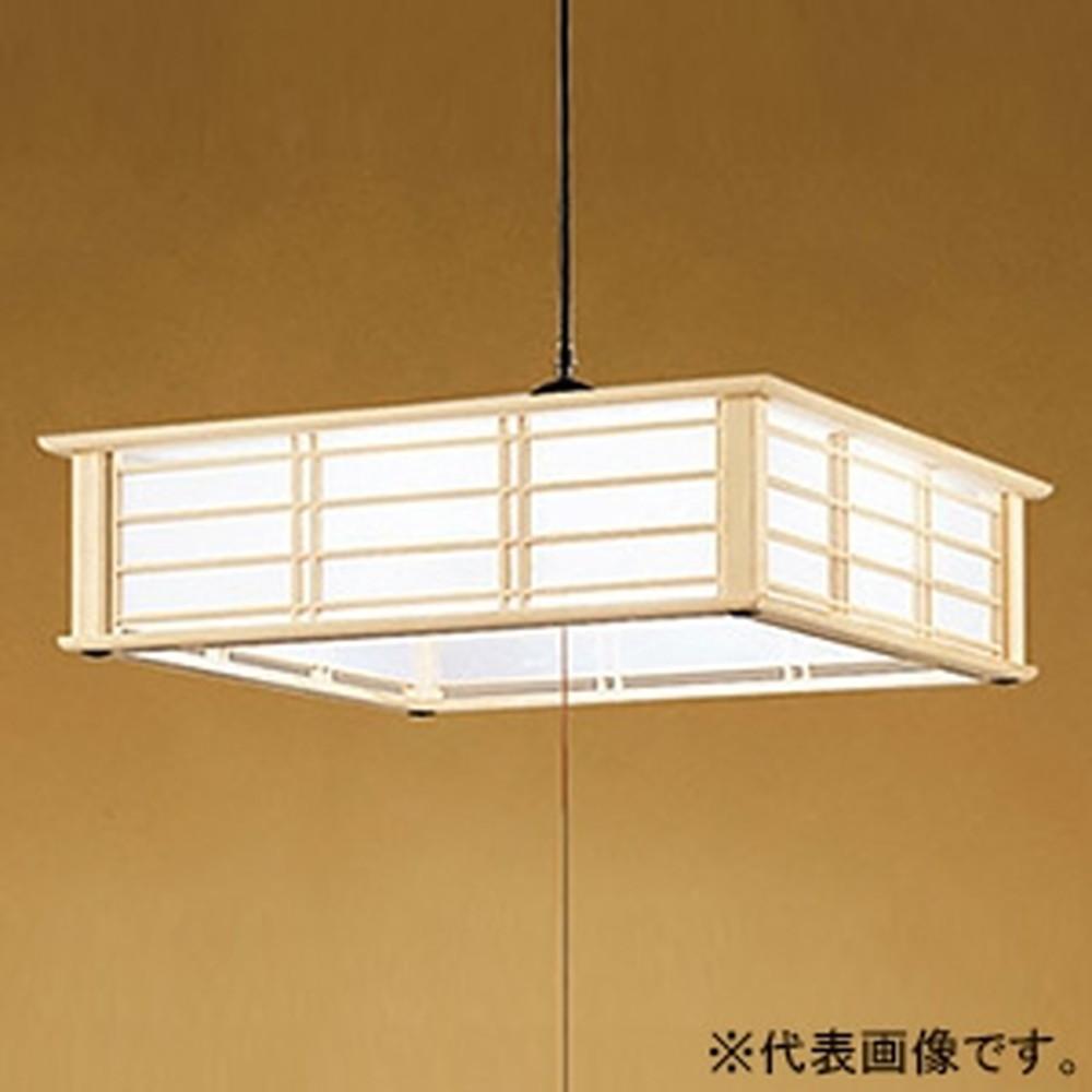 オーデリック LED和風ペンダントライト ~12畳用 電球色 段調光タイプ OP252283L