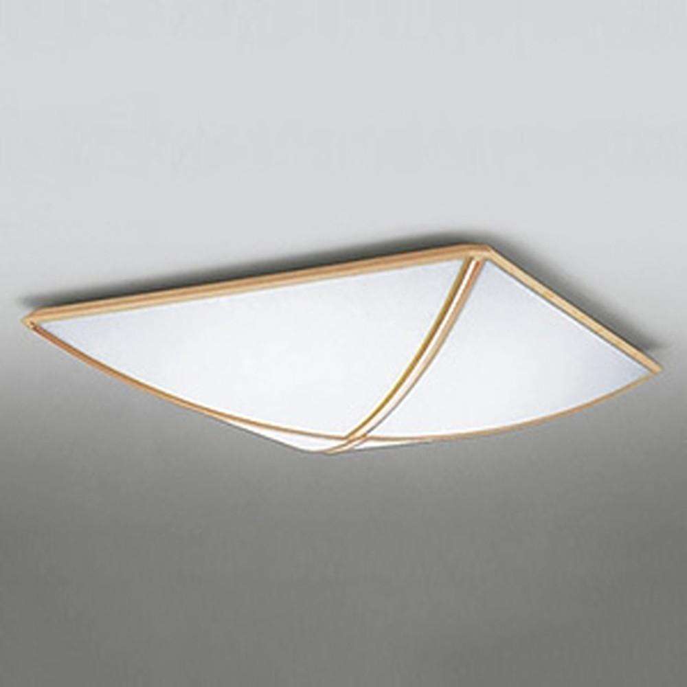 オーデリック LED和風シーリングライト ~6畳用 電球色~昼光色 調光・調色タイプ Bluetooth®対応 OL251567BC
