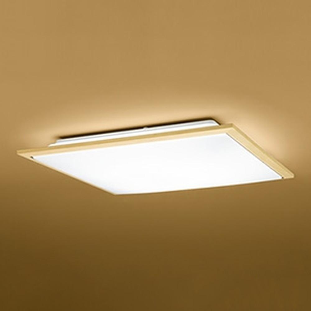 オーデリック LED和風シーリングライト ~12畳用 電球色~昼光色 調光・調色タイプ リモコン付 OL251479P1
