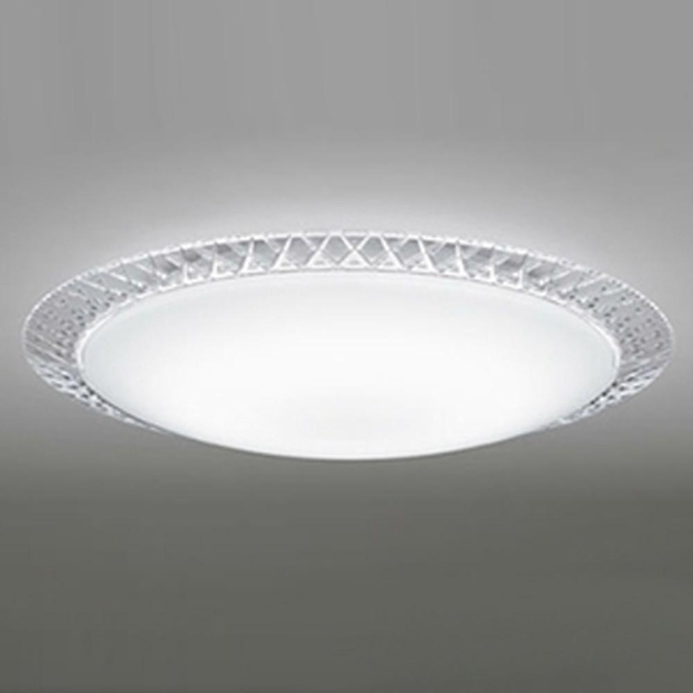 オーデリック LEDシーリングライト ~12畳用 電球色~昼光色 調光・調色タイプ リモコン付 OL251699