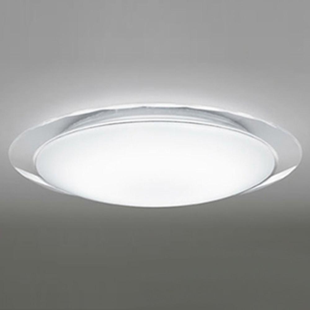 オーデリック LEDシーリングライト ~10畳用 電球色~昼光色 調光・調色タイプ リモコン付 OL251707