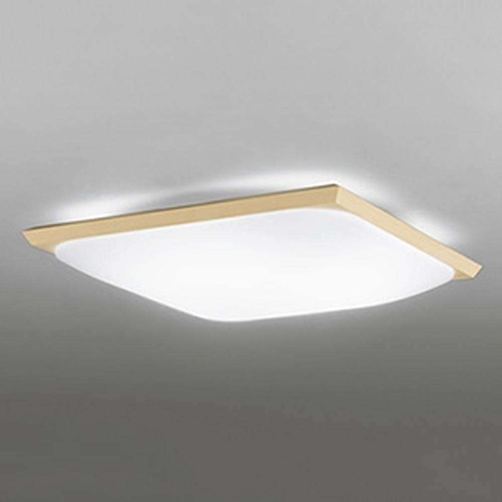 オーデリック LED和風シーリングライト ~6畳用 電球色~昼光色 調光・調色タイプ リモコン付 OL291017