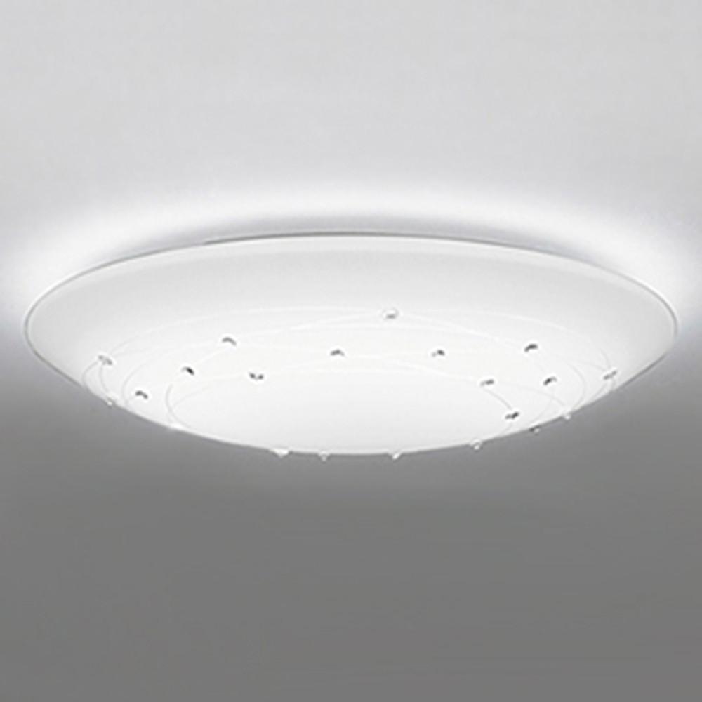 オーデリック LEDシーリングライト ~10畳用 電球色~昼光色 調光・調色タイプ リモコン付 OL251830