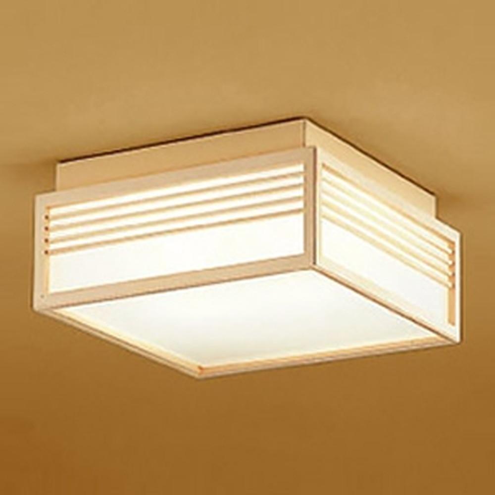 オーデリック LED和風シーリングライト FCL30W相当 電球色・昼白色 光色切替調光タイプ OL251843PC