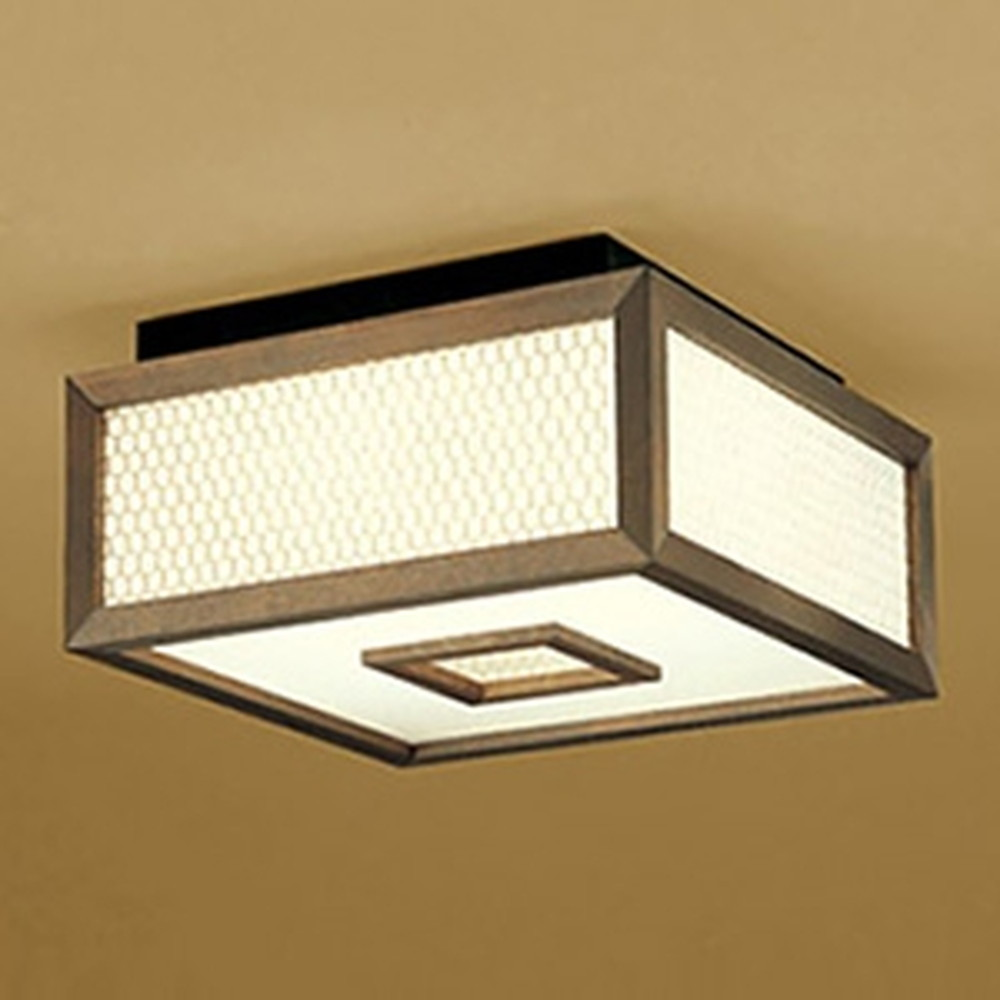 オーデリック LED和風シーリングライト FCL30W相当 電球色・昼白色 光色切替調光タイプ OL251844PC