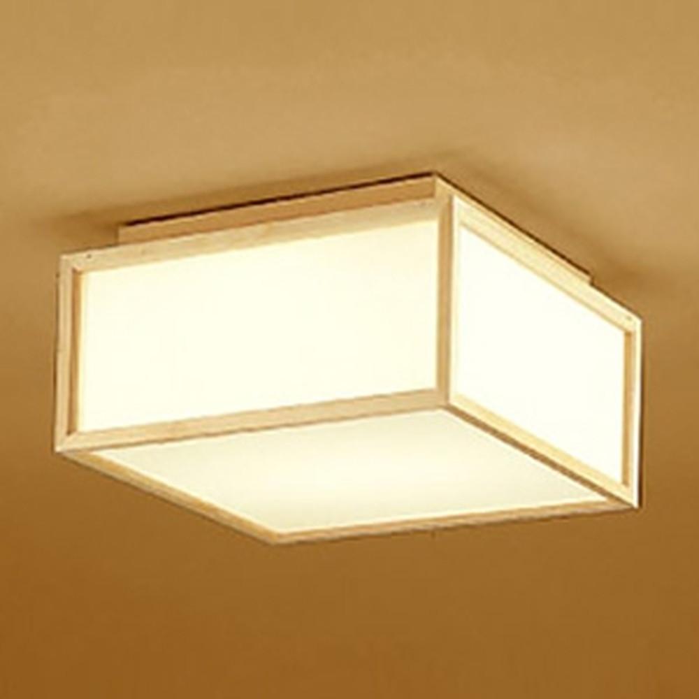 オーデリック LED和風シーリングライト FCL30W相当 電球色・昼白色 光色切替調光タイプ OL251845PC