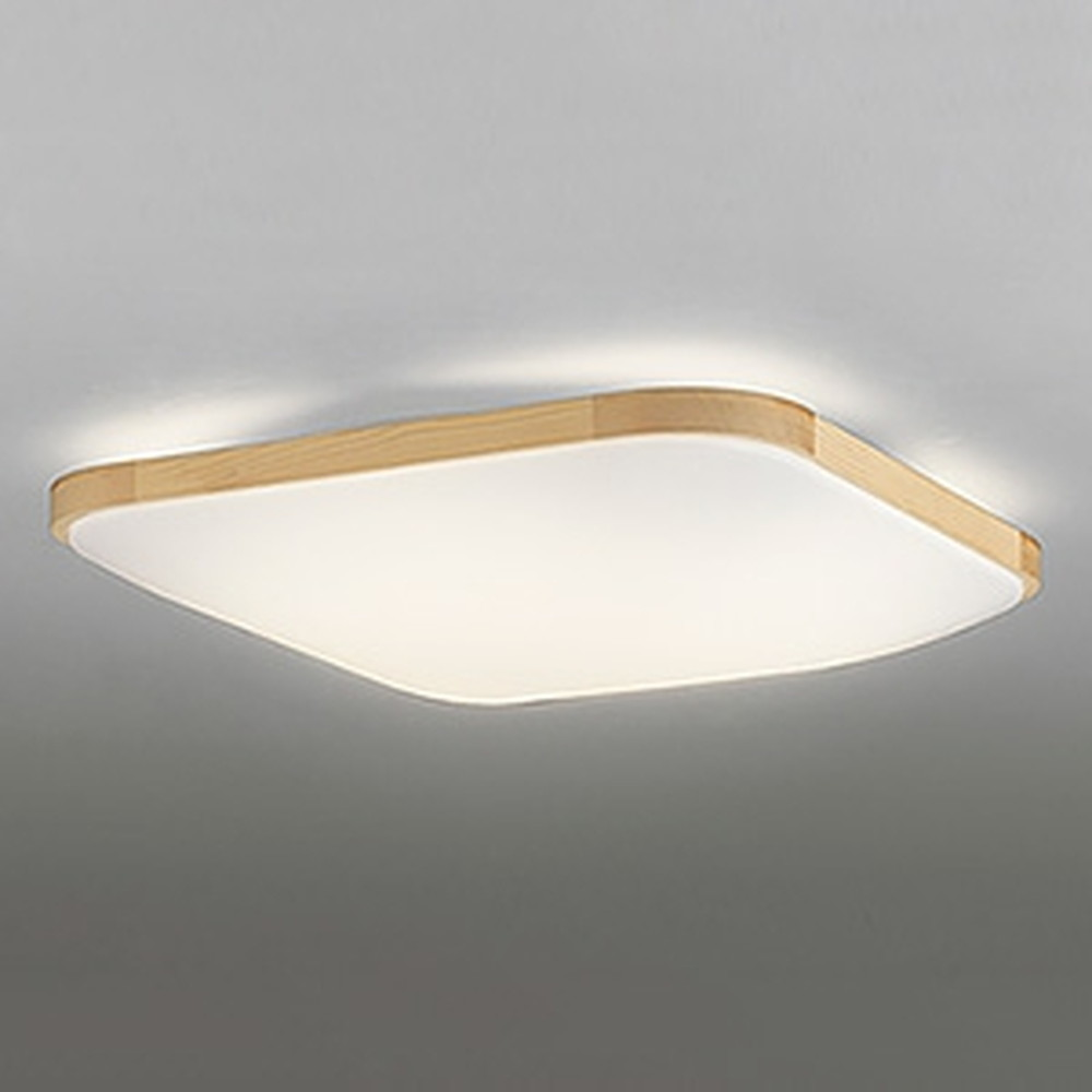 オーデリック LED和風シーリングライト ~8畳用 電球色~昼光色 調光・調色タイプ リモコン付 OL291019