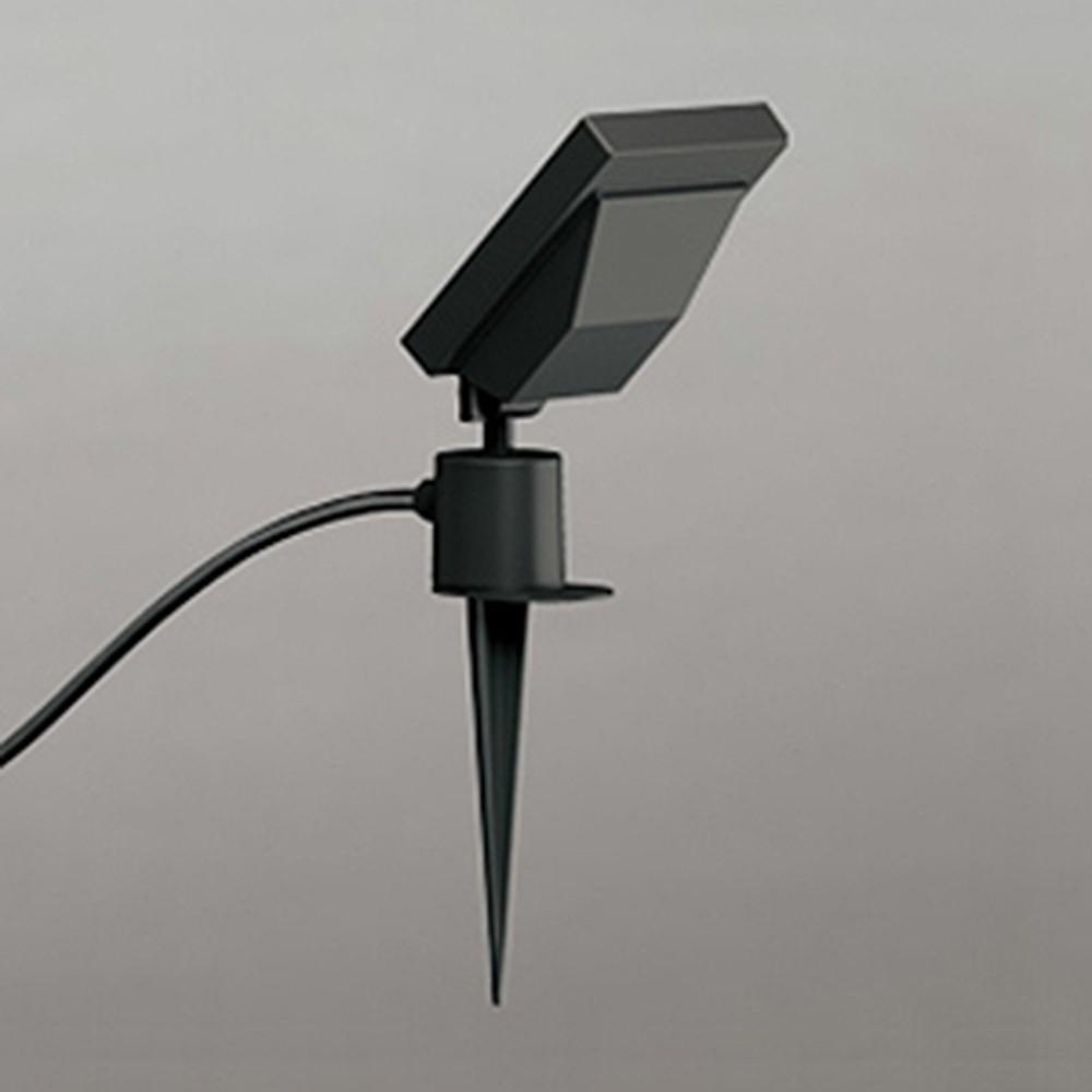 オーデリック LEDスポットライト 防雨型 ビーム球150W相当 電球色 ブラック OG254686
