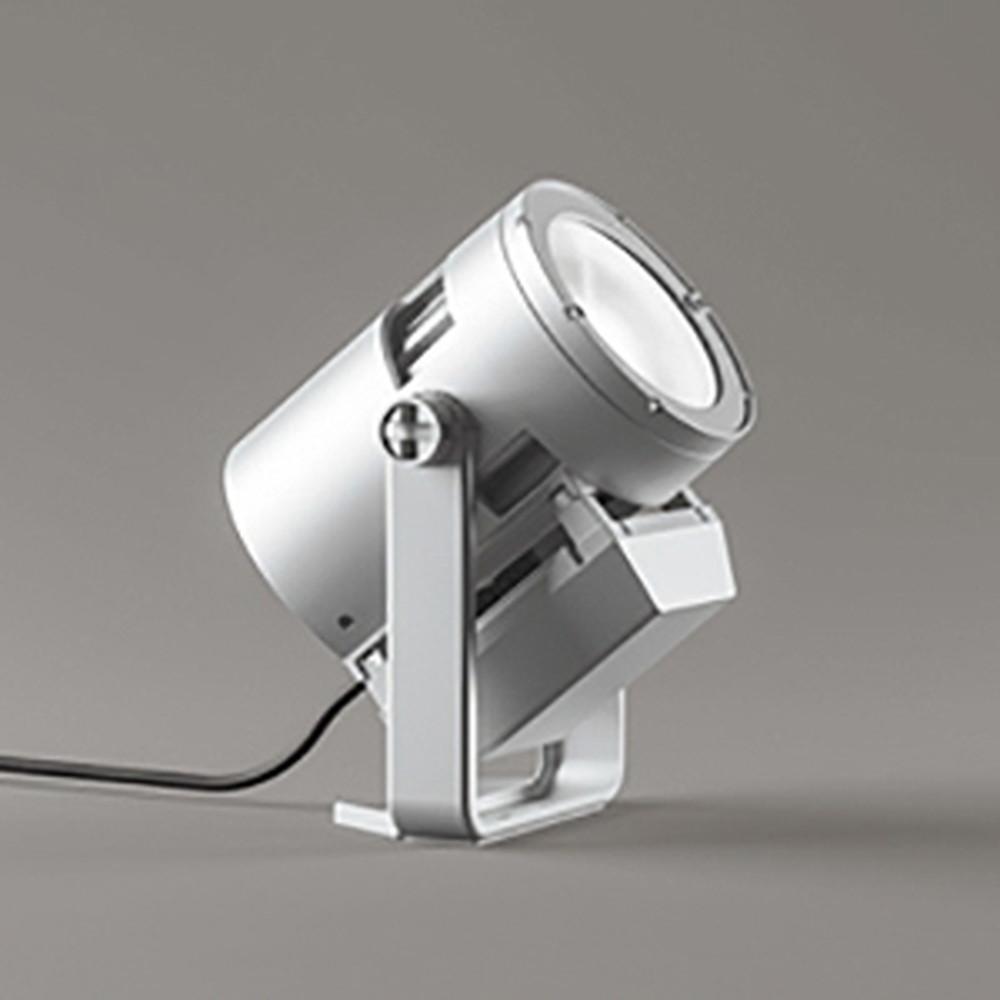 日本初の 防雨型 水銀灯400W相当 壁面・天井面・床面取付兼用 XG454007:電材堂 拡散配光 LEDスポットライト 電源装置内蔵 昼白色 オーデリック-DIY・工具