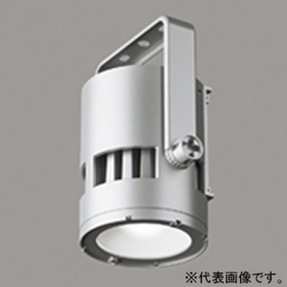 オーデリック LED高天井器具 防雨型 水銀灯400Wクラス 電球色 拡散配光 電源別置型 XG454016