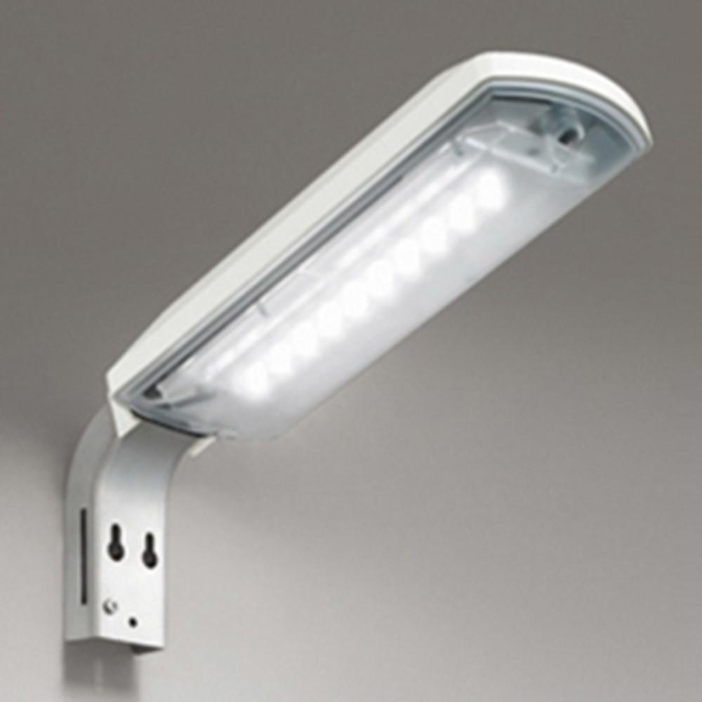 オーデリック LED防犯灯 防雨型 壁面・ポール取付兼用 20VAタイプ クラスB・B+ FHP32W相当 昼白色 自動点滅器付 XG259012