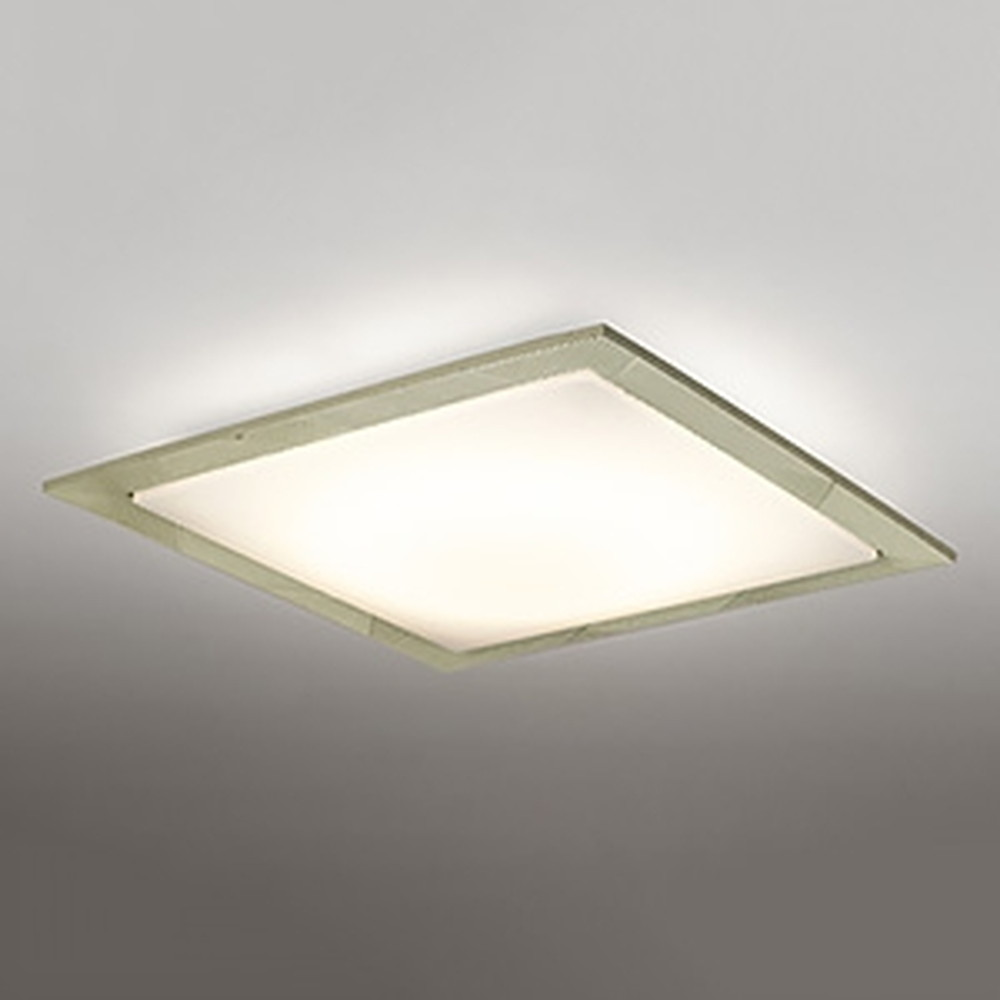 オーデリック LED和風シーリングライト ~10畳用 電球色~昼光色 調光・調色タイプ リモコン付 OL291087