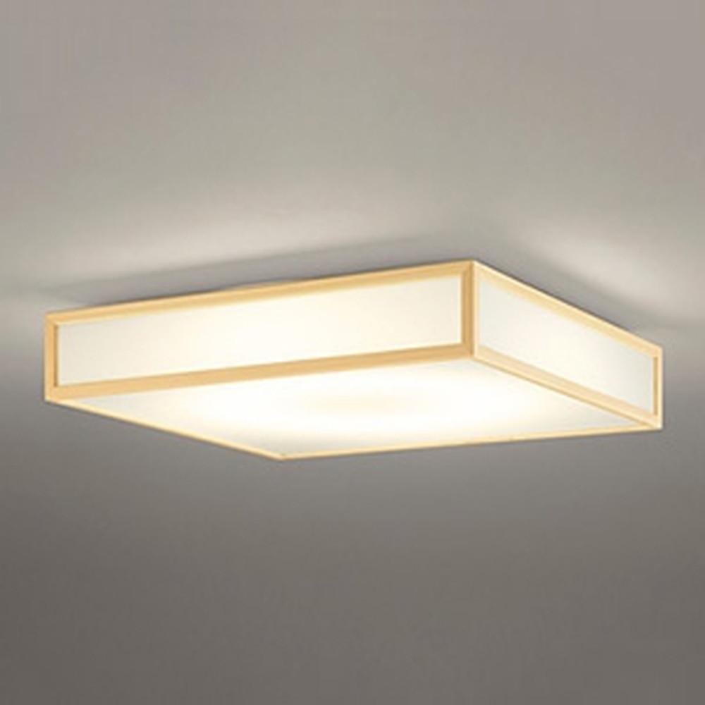 オーデリック LED和風シーリングライト ~10畳用 電球色~昼光色 調光・調色タイプ Bluetooth®対応 OL291097BC