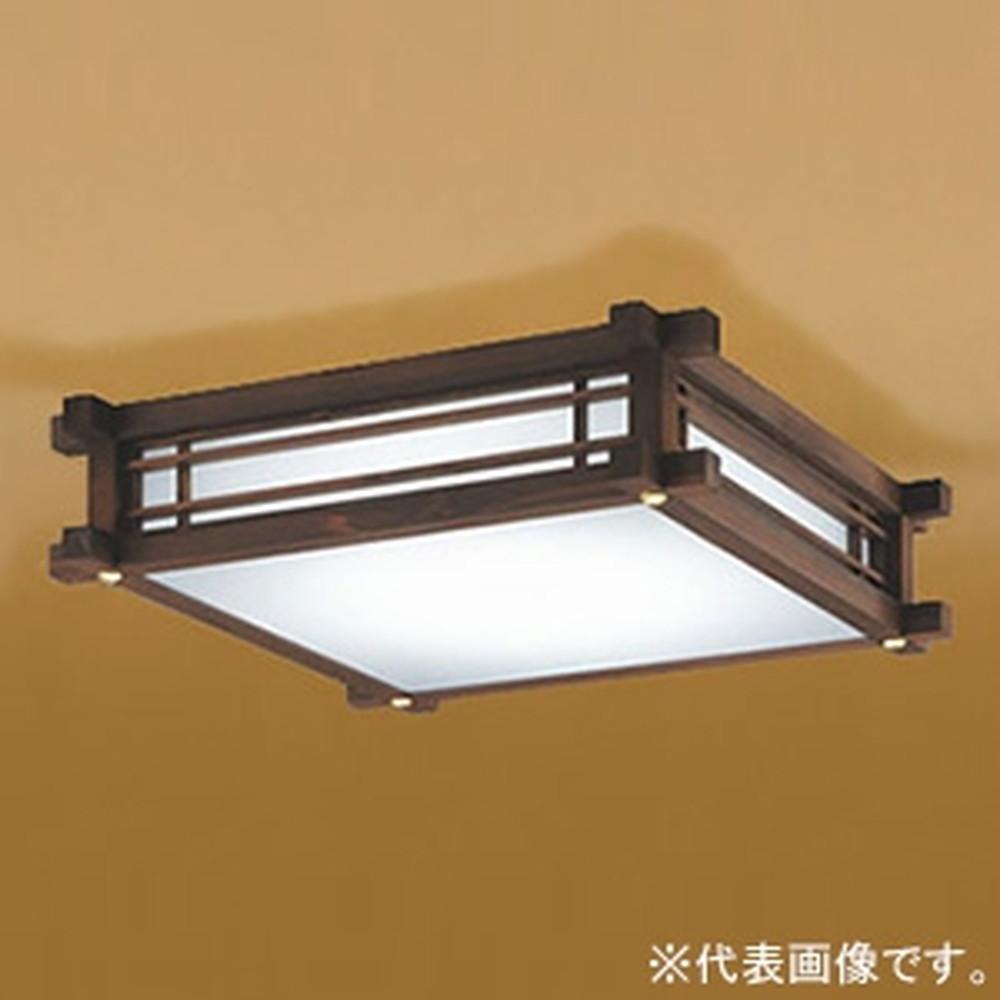 オーデリック LED和風シーリングライト FCL30W相当 電球色 傾斜天井対応 OL291113LD