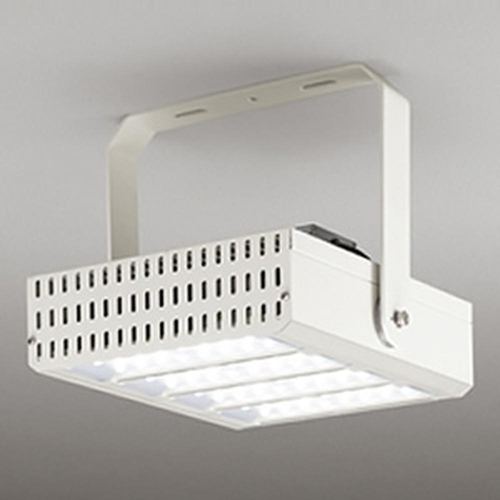 オーデリック LED高天井器具 防雨型 メタルハライドランプ400Wクラス 昼白色 電源内蔵型 XG454033