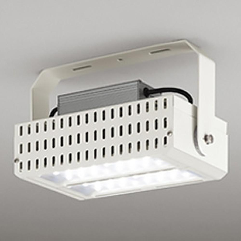 オーデリック LED高天井器具 防雨型 水銀灯250Wクラス 昼白色 電源内蔵型 XG454034