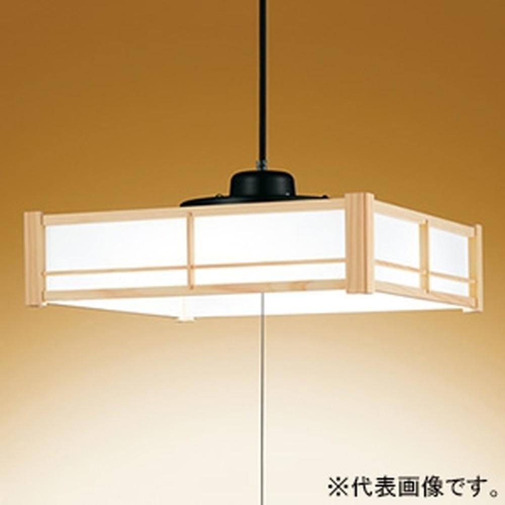 オーデリック LED和風ペンダントライト ~6畳用 電球色 段調光タイプ OP252542L