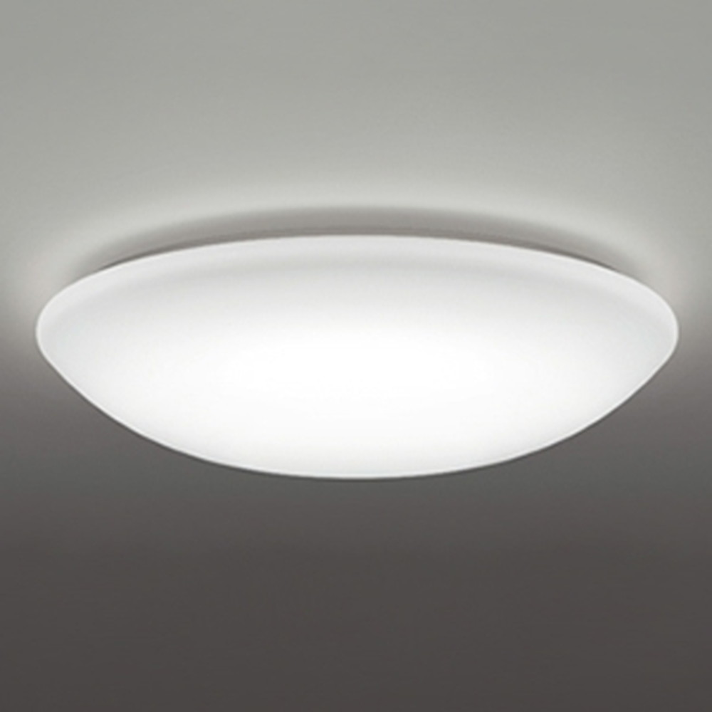 オーデリック LEDシーリングライト ~10畳用 電球色 調光タイプ リモコン付 OL291346L