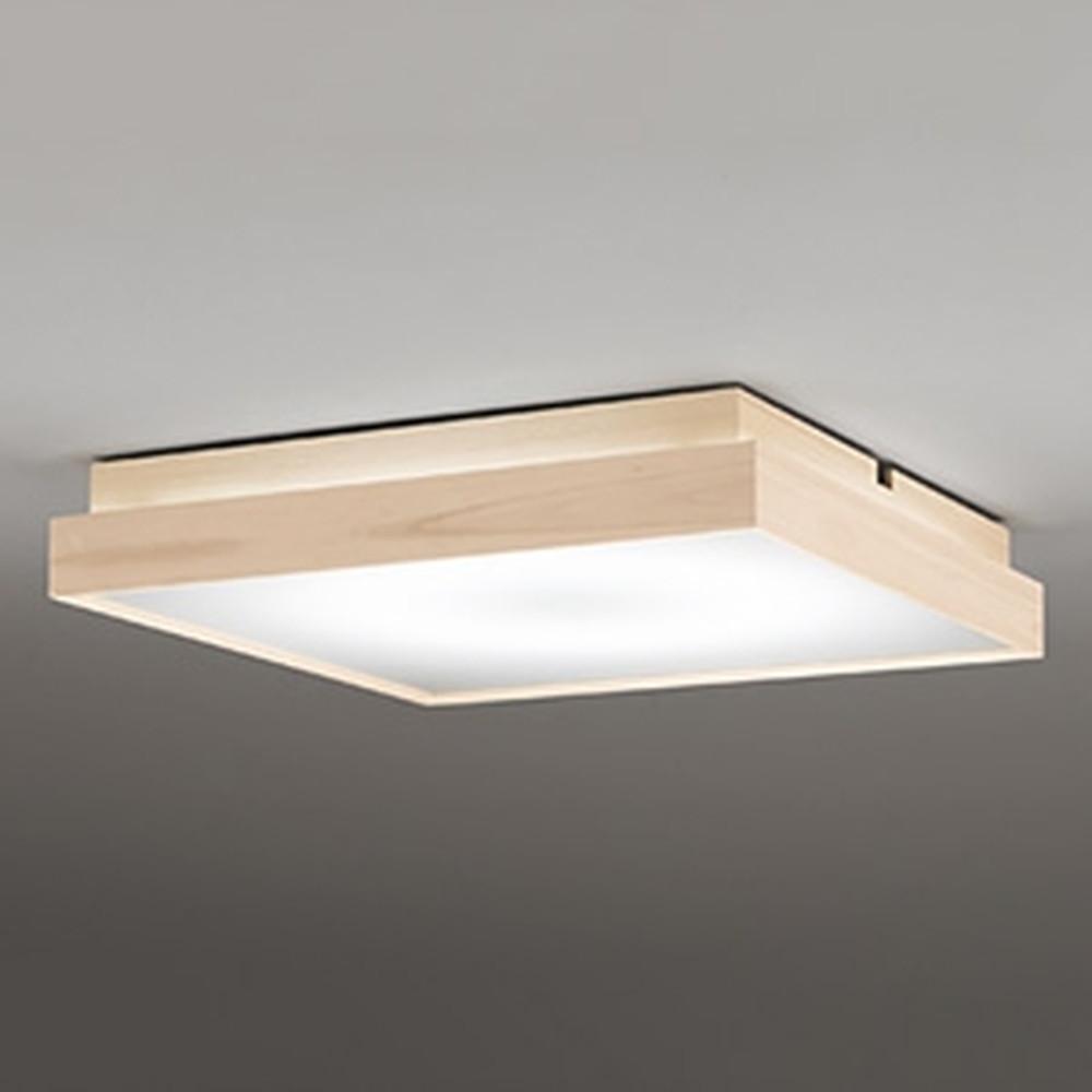 オーデリック LED和風シーリングライト ~8畳用 電球色~昼光色 調光・調色タイプ Bluetooth®対応 OL291172BC