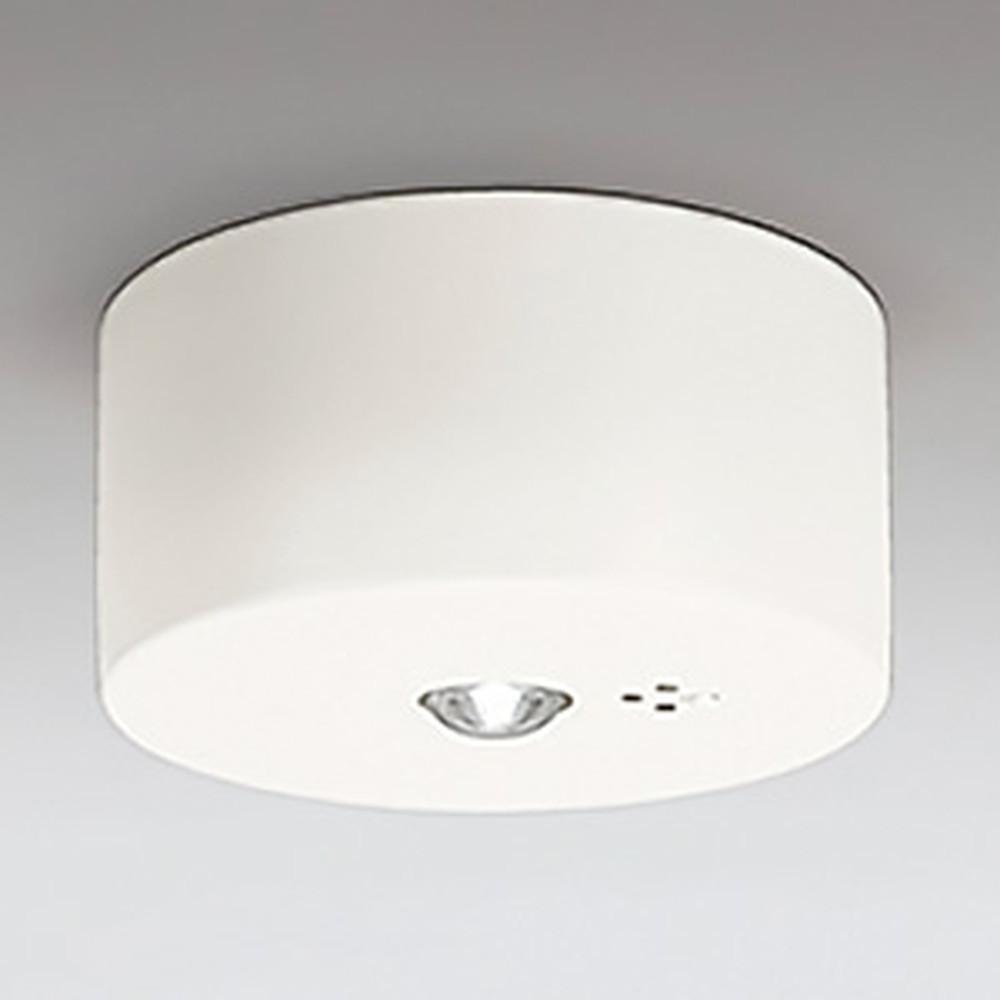 オーデリック LED非常用照明器具 天井面取付専用 低天井用(~3m) ハロゲン13W相当 自己点検機能付 昼白色 OR036319P1