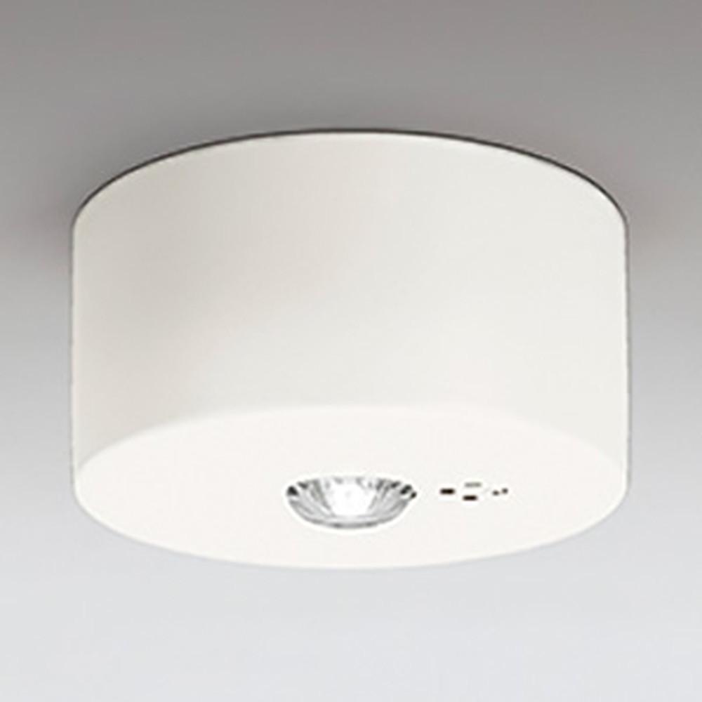 オーデリック LED非常用照明器具 天井面取付専用 中天井用(~6m) ハロゲン30W相当 自己点検機能付 昼白色 OR036609P1