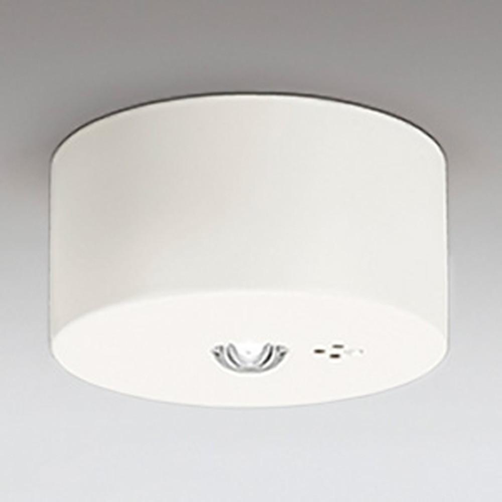 オーデリック LED非常用照明器具 天井面取付専用 中天井用(~8m) ハロゲン30W相当 自己点検機能付 昼白色 OR036809P1