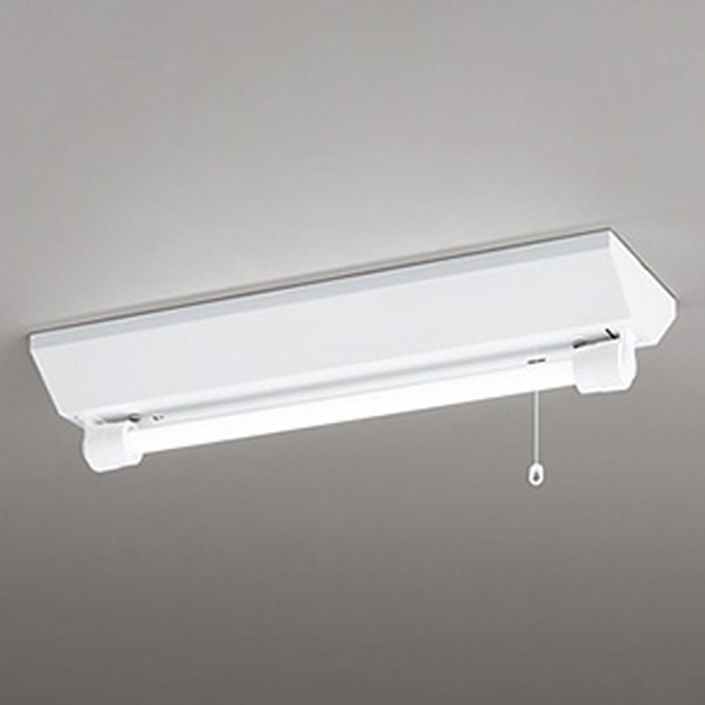 オーデリック 直管形LED非常用照明器具 防雨・防湿型 水平天井取付専用 FL20W相当 昼白色 OR037007P1
