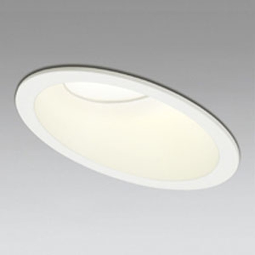 オーデリック LEDベースダウンライト 傾斜天井用 高気密SB形 白熱灯100Wクラス 電球色~昼光色 Bluetooth®調光・調色 埋込穴φ125 OD361144BC