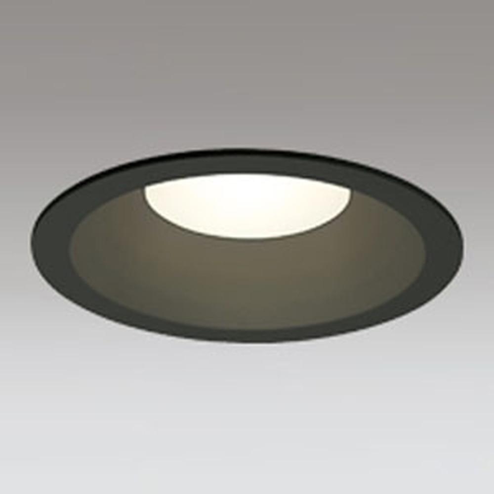 オーデリック LEDベースダウンライト 高気密SB形 FHT24Wクラス 電球色~昼光色 Bluetooth®調光・調色 埋込穴φ125 ブラック OD361282BC
