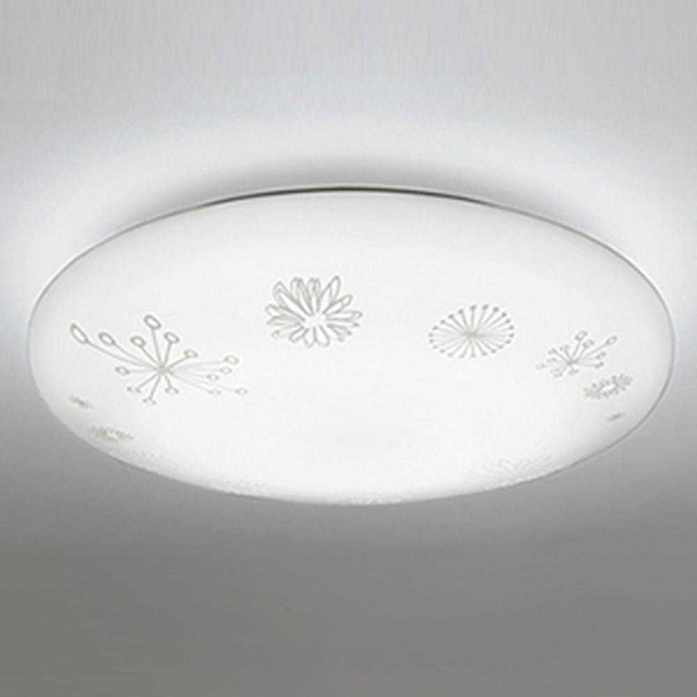 オーデリック LEDシーリングライト ~8畳用 電球色~昼光色 調光・調色タイプ リモコン付 OL251276P1