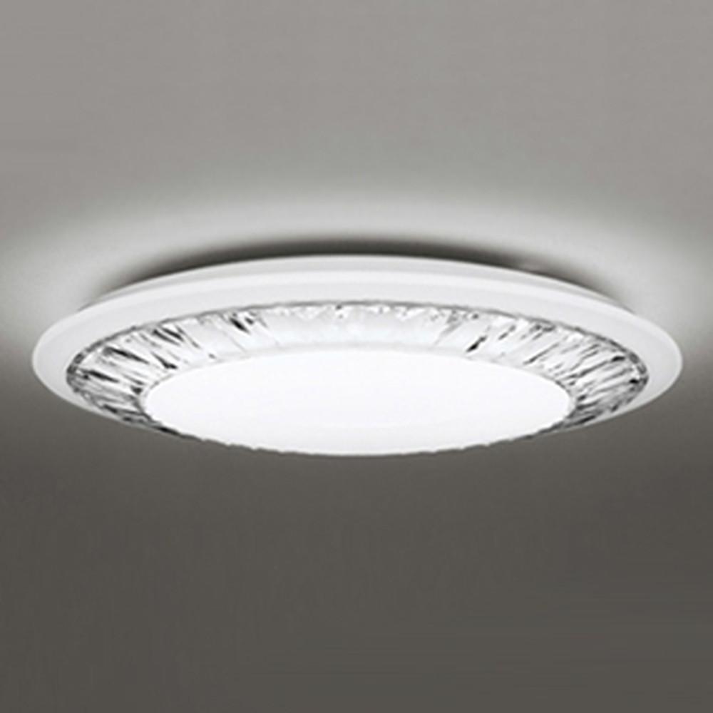 オーデリック LEDシーリングライト ~10畳用 電球色~昼光色 調光・調色タイプ リモコン付 OL291154