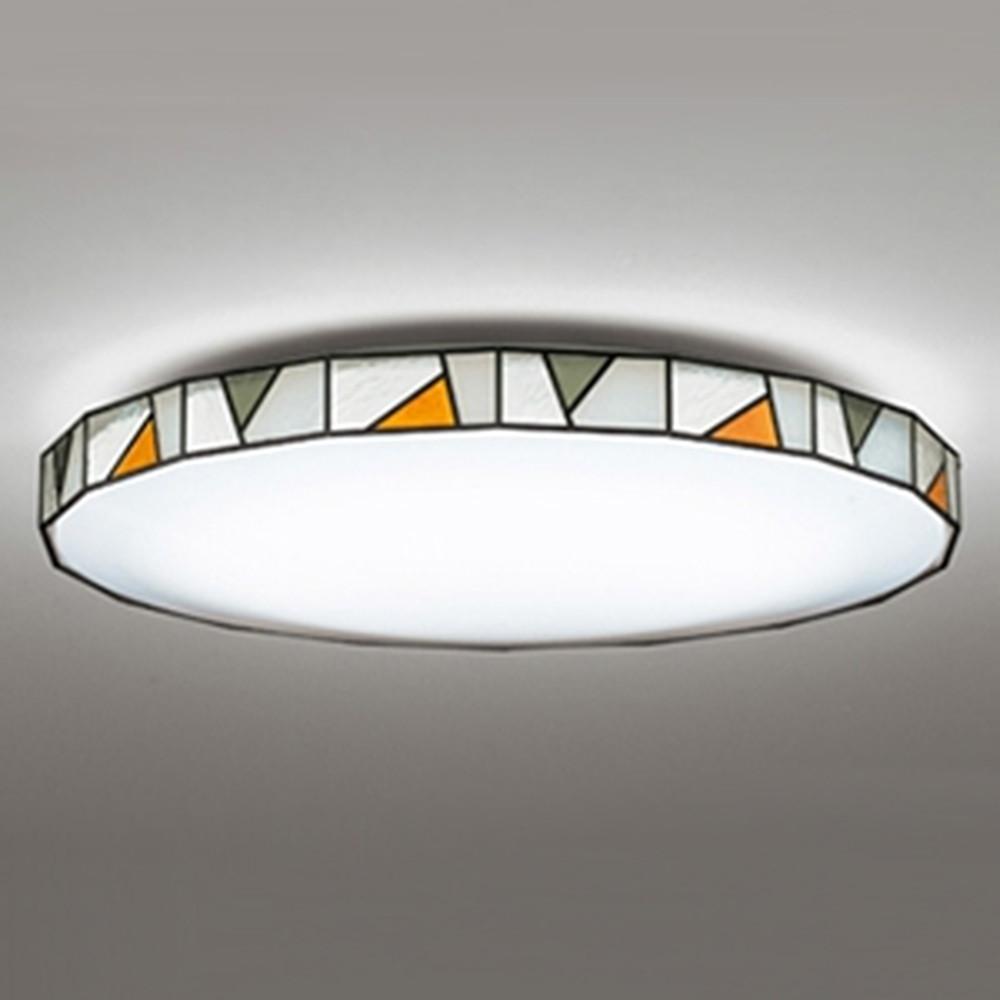 オーデリック LEDシーリングライト ~10畳用 電球色~昼光色 調光・調色タイプ リモコン付 OL291158