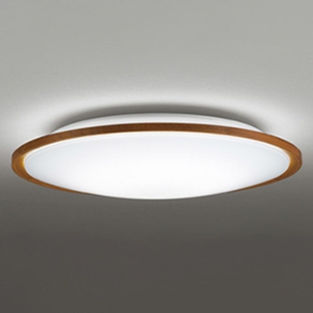 オーデリック LEDシーリングライト ~6畳用 電球色~昼光色 調光・調色タイプ リモコン付 チェリー OL291324