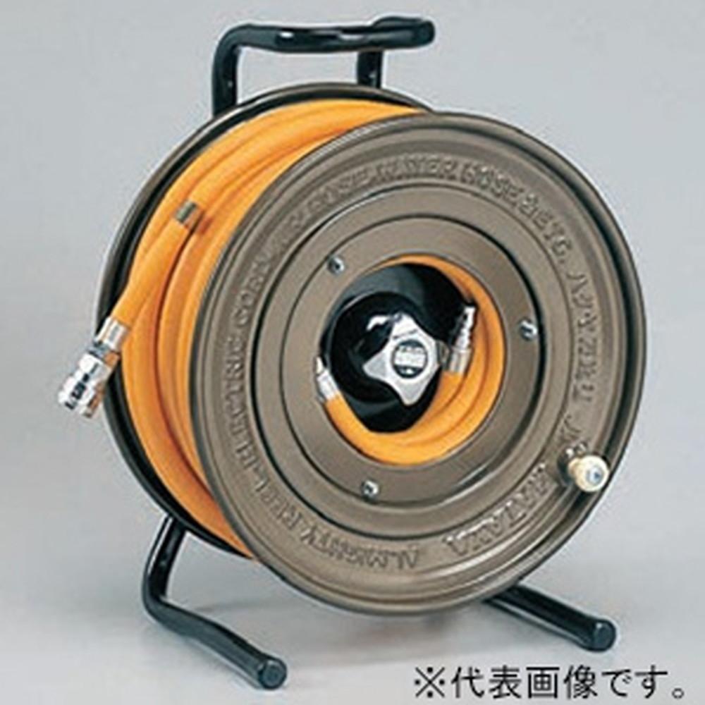 ハタヤ エヤーリール AC型 ホース長20m 径8×14.5mm AC-220