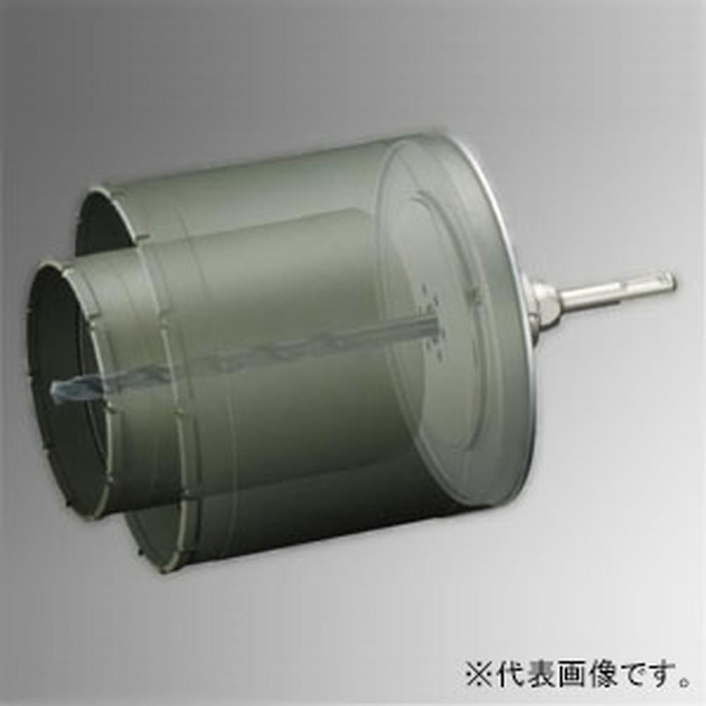 ユニカ 多機能コアドリル 換気扇用セット 《UR21》 Fシリーズ 複合材用 回転専用 SDSシャンク 口径110+160mm シャンク径10mm UR21-KF1116SD