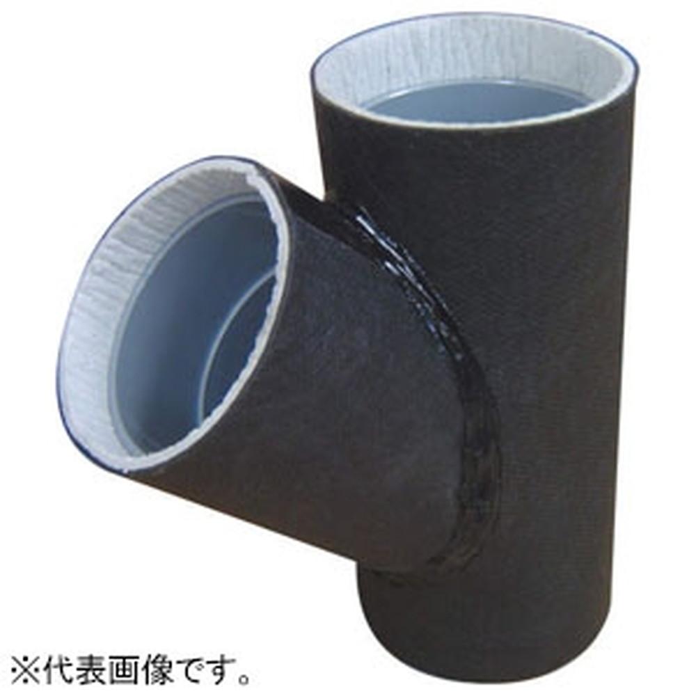 因幡電工 45°Y VP管用 呼び径150mm 防火区画貫通部耐火措置工法部材 《ファイヤープロシリーズ》 IRSP-150P-Y