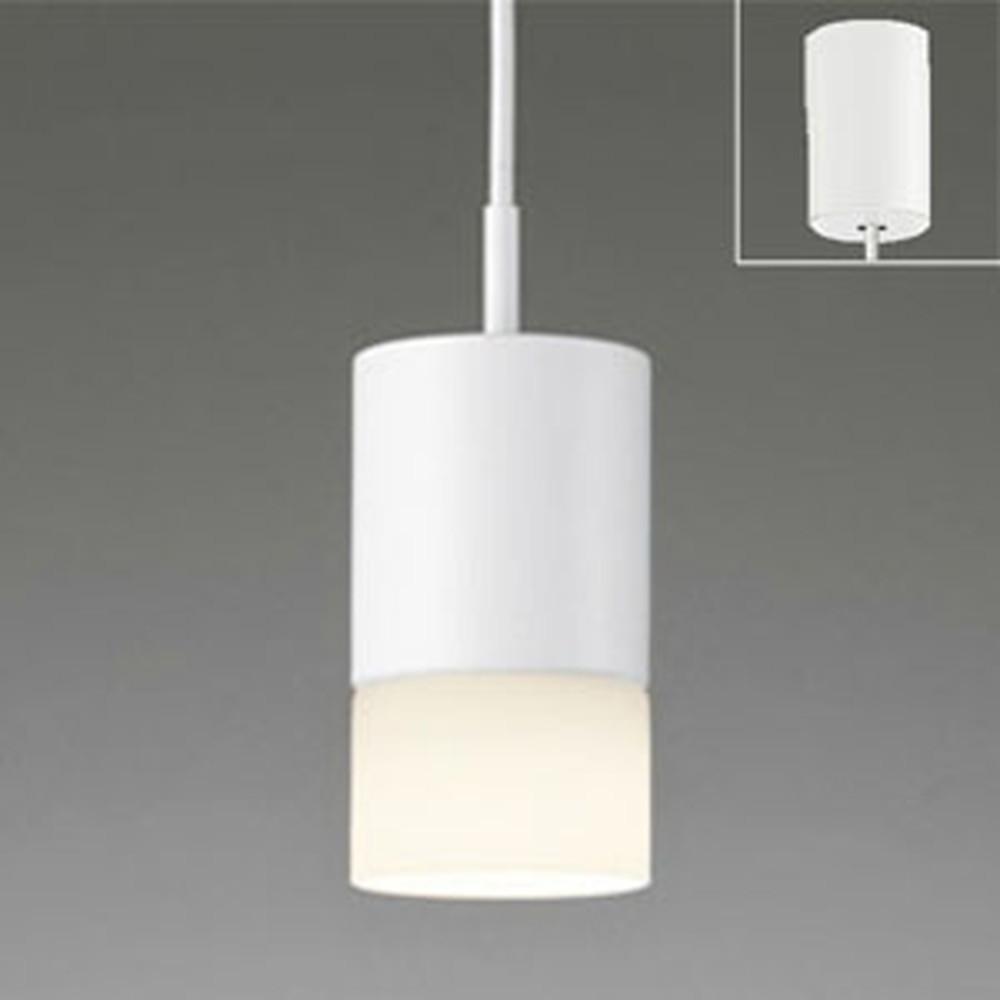 オーデリック LEDペンダントライト 引掛シーリングタイプ 白熱灯60W相当 電球色 OP252015LD