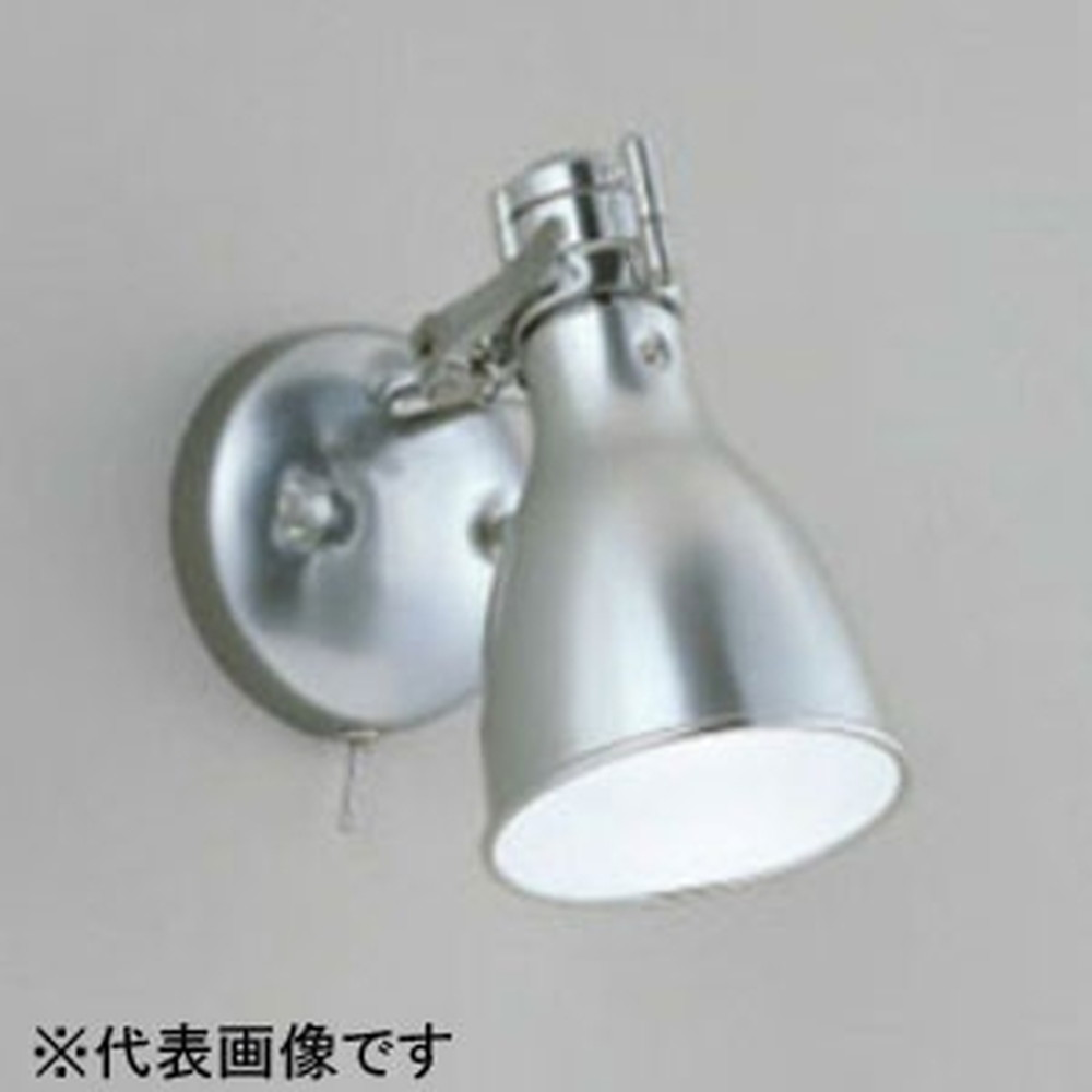 オーデリック LEDブラケットライト 白熱灯60W相当 昼白色 スイッチ付 OB080803ND
