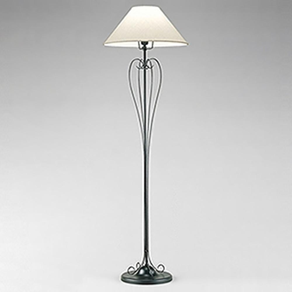 オーデリック LEDスタンドライト 白熱灯60W相当 電球色 コード1.5m付 OT022125LD