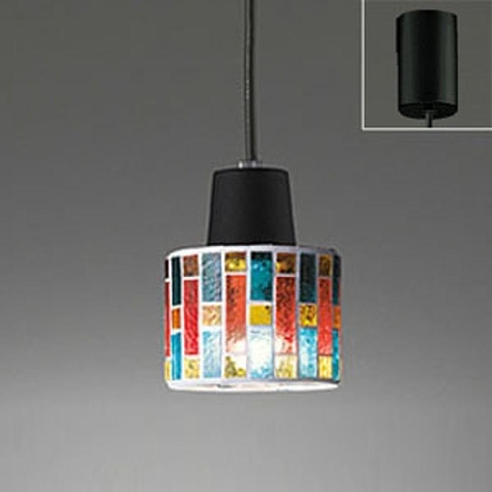 オーデリック LEDペンダントライト 引掛シーリングタイプ 白熱灯60W相当 電球色 OP034346LD