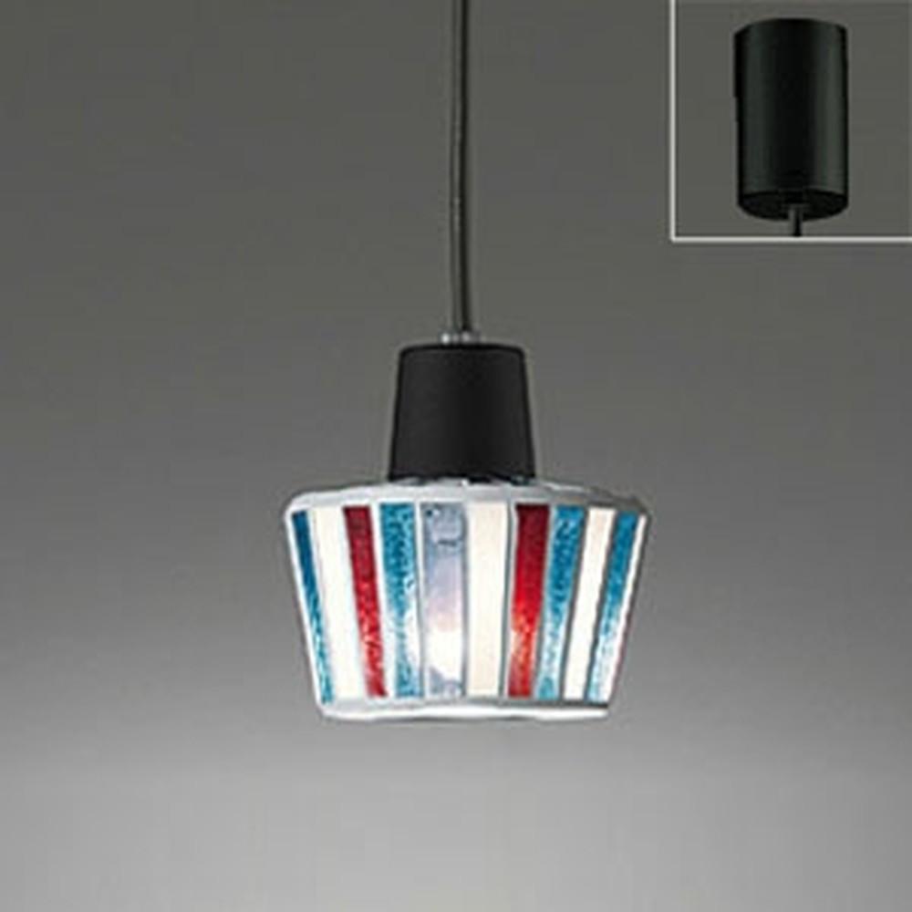 オーデリック LEDペンダントライト 引掛シーリングタイプ 白熱灯60W相当 電球色 調光タイプ OP034348LC